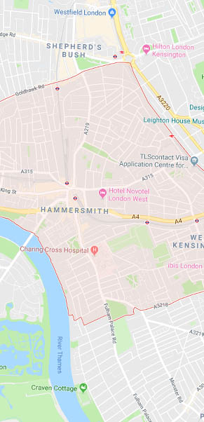 Hammersmith SEO Services