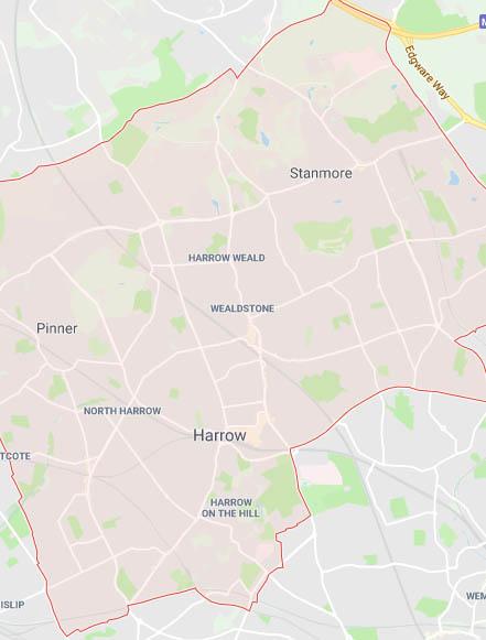 Harrow Local SEO Plans
